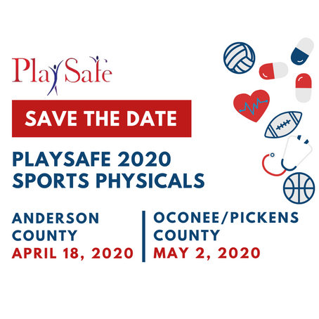 2020 PlaySafe Sports Physicals