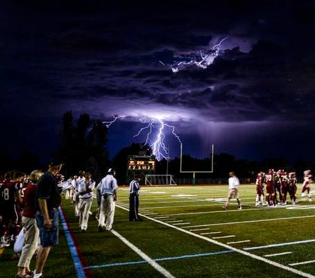 PlaySafe AT Home: Lightning Safety