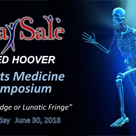 5th Annual Fred Hoover Sports Medicine Symposium