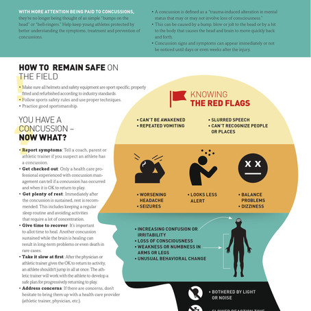 PlaySafe AT Home: Concussions