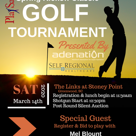 2020 Spring Kickoff Classic Golf Tournament