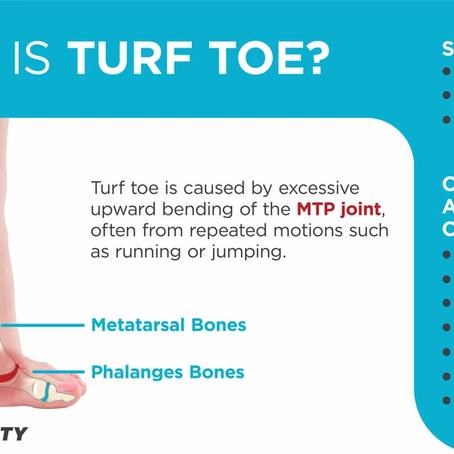 PlaySafe AT Home: Turf Toe