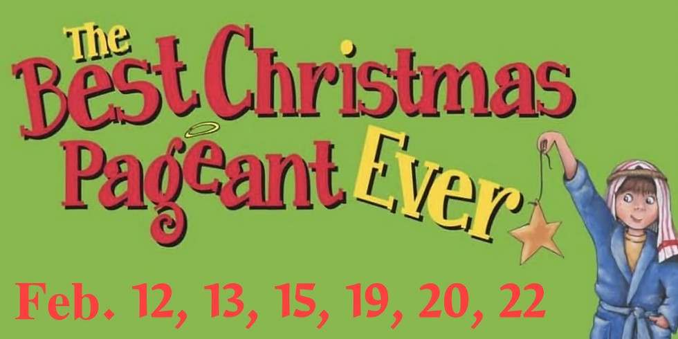 The Best Christmas Pageant Ever Friends and Family Night