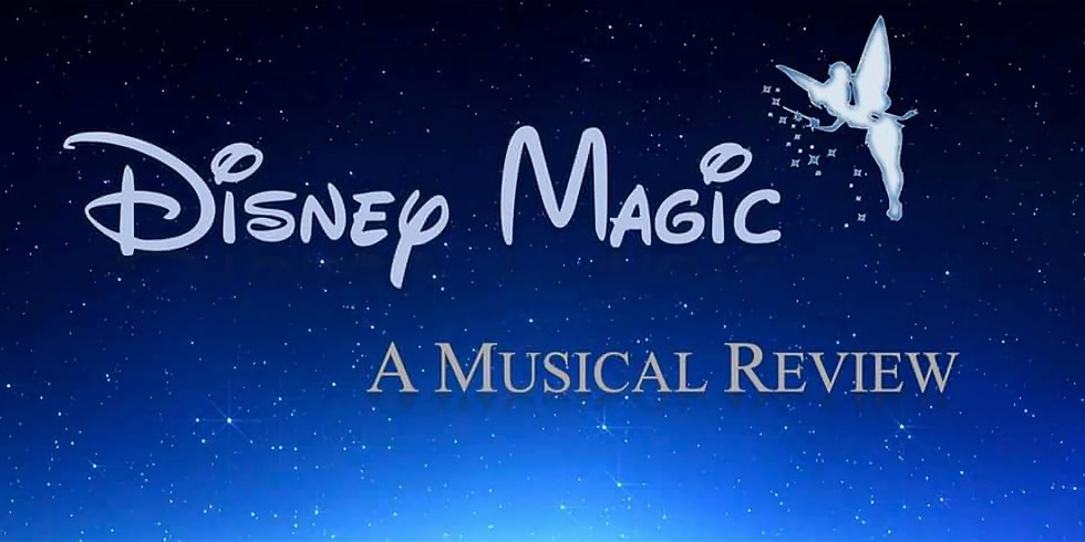Disney Magic: A Musical Review Auditions