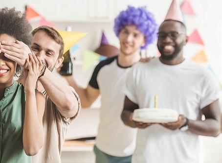 ¿Planear una fiesta sorpresa es difícil? 🎉 Parte III
