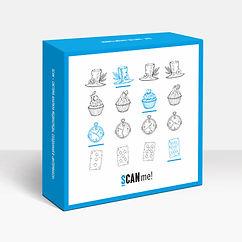 Игра на заказ, изготовление игры на заказ, настольная игр на заказ, Интерфакс, корпоративный подарок, настольная игр Сквирл