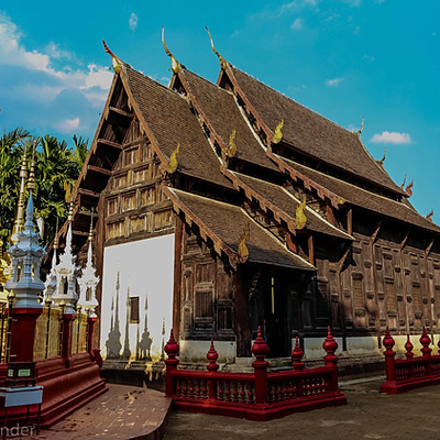Travels in Chiang Mai