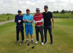 Korean-clients-golf