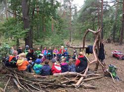 waldkindergarten gathered