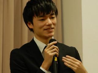 AIESEC神戸大学委員会 代表 野村さん(2017年度)