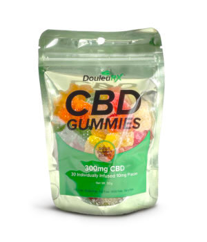 DouleuRX 300mg CBD Gummies