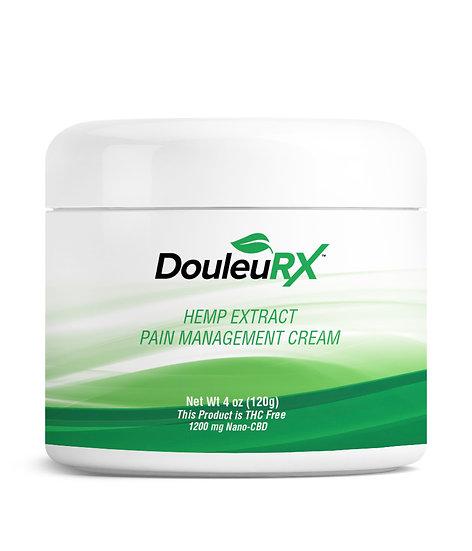 DouleuRX 1200mg CBD Pain Cream