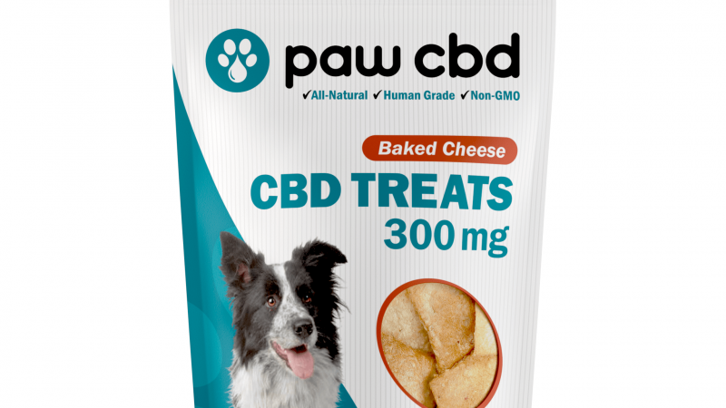 Pet CBD Oil Treats for Dogs - Baked Cheese - 300 mg - 30 Count