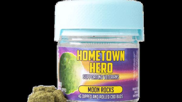 Moon Rocks, 4 grams (91.52% CBD)