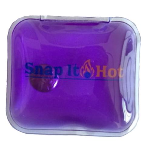 Purple Hand Warmer x 2