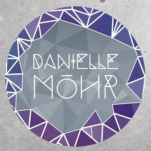 Danielle Mohr Name Sticker