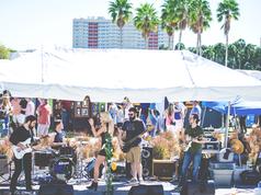 Gasparilla Festival of the Arts @ Curtis Hixon Park (Tampa, Fl) 3/3/18