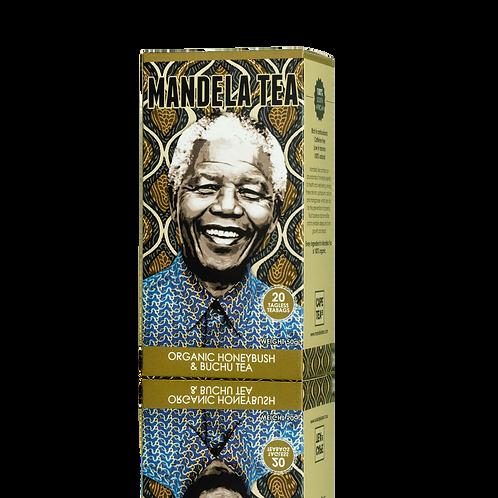 Organic Honeybush & Buchu (12 Boxes)