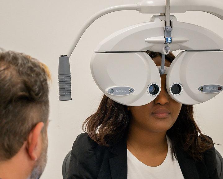 Cataract checks