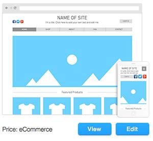 blank website templates create your dream website Web Site Template