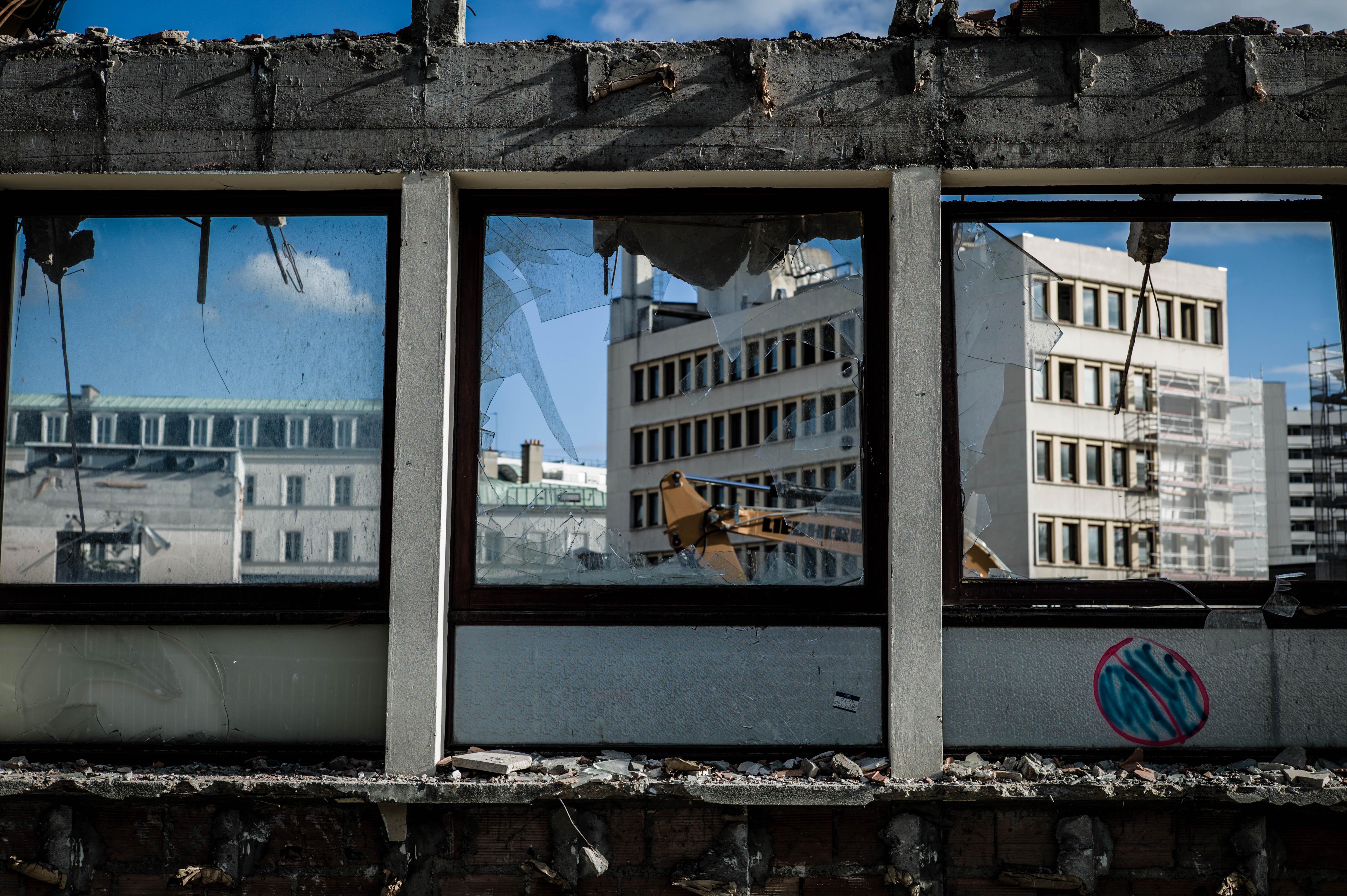 Demolition #4