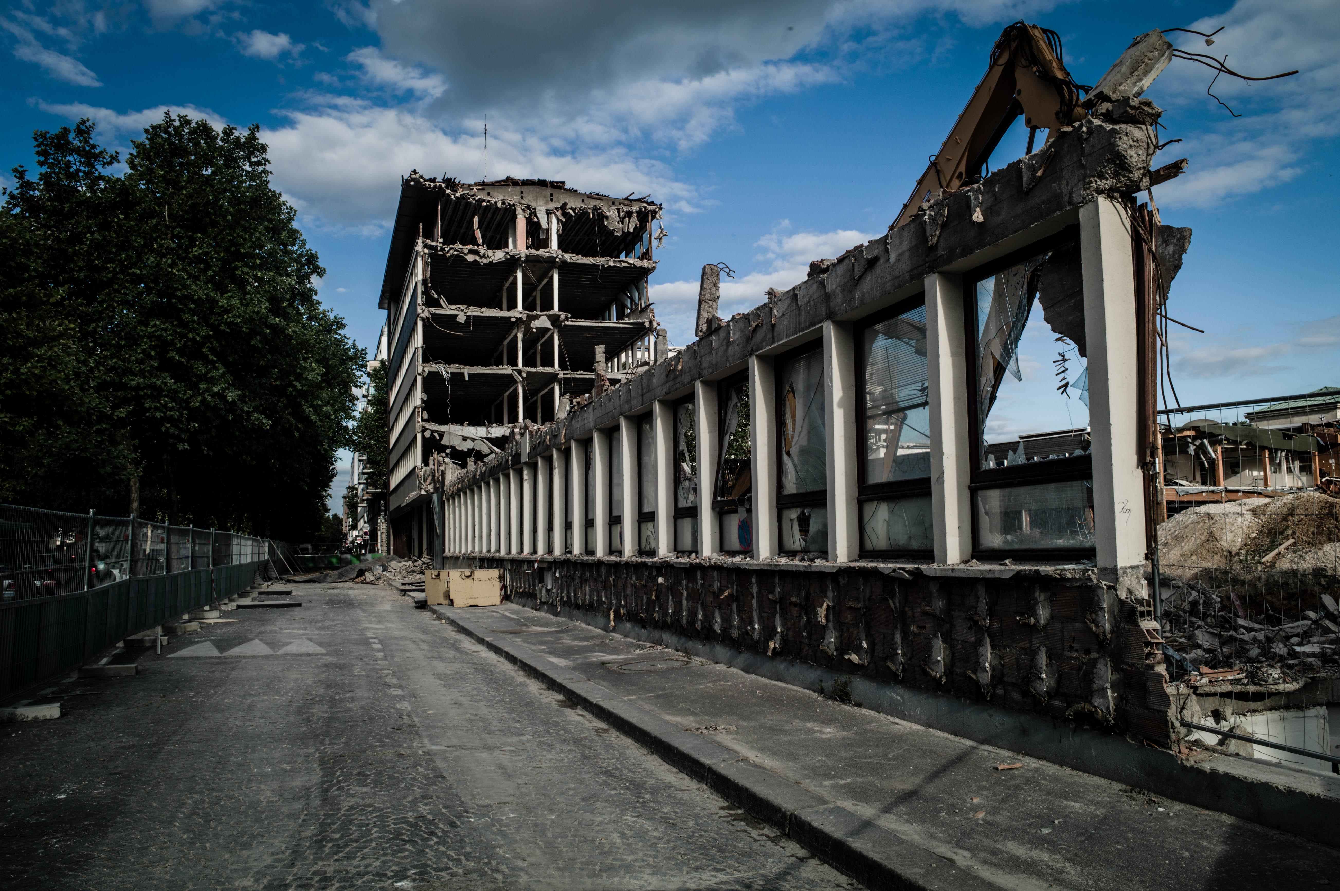 Demolition #7