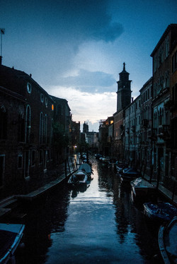 Storm in Venise #4