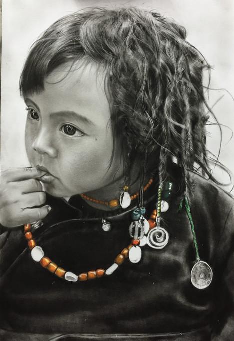 tibetan no made girl.JPG