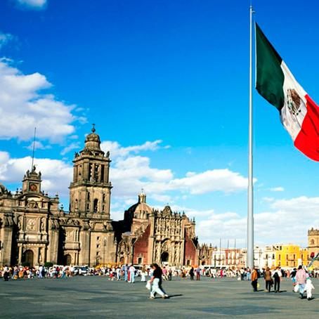 Viajo a México como turista colombiano