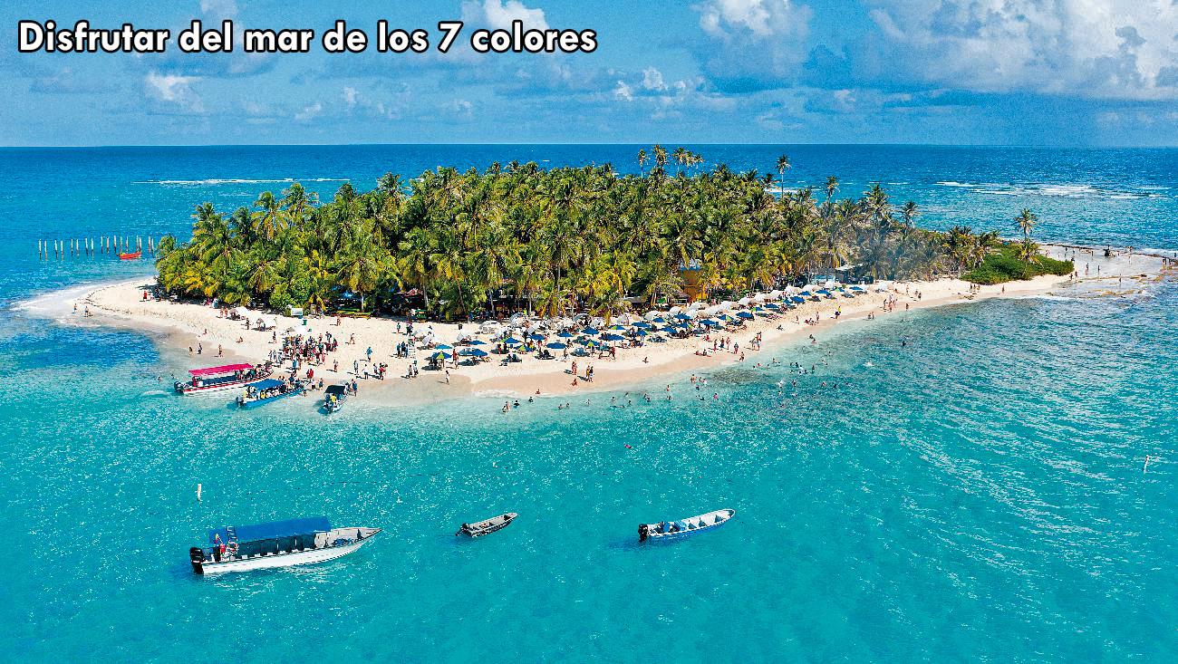 San Andrés Viajes La Corona