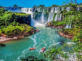 Iguazu Falls_ Argentina Vs Brazil - Whic