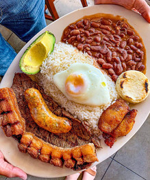 Almuerzo Eje Cafetero