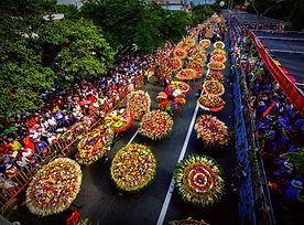 Feria de las Flores_ Medellin Festival o