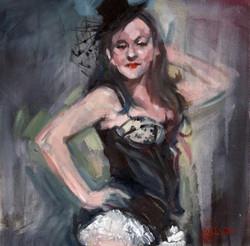 Miss Lucille Burn by Fiona Wilson