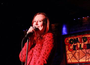 Comedy Cellar NYC 2014