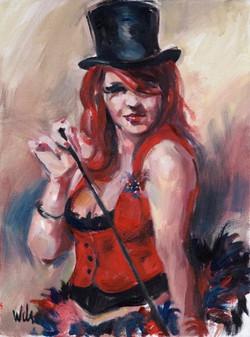 """Miss Di-o-Rama"" by Fiona Wilson"