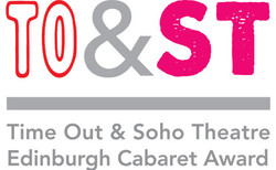 TO&ST Edinburgh Cabaret Award