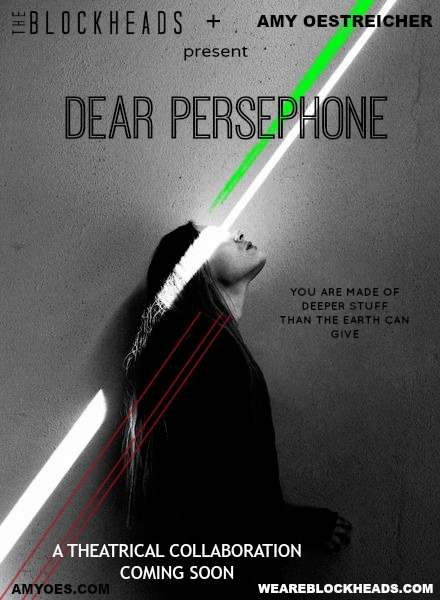 Dear Persephone