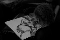 Art Monkey at work...