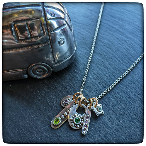 Bedilia Necklace
