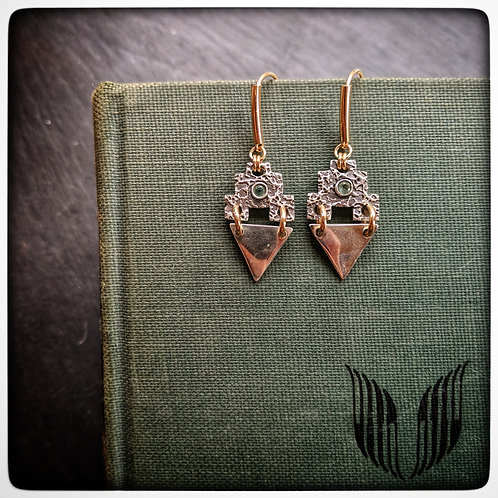 Castillo Earrings