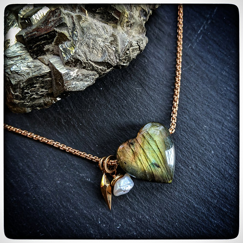 Stoned Love Necklace