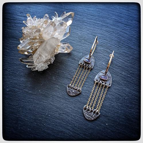 Two Cities Earrings