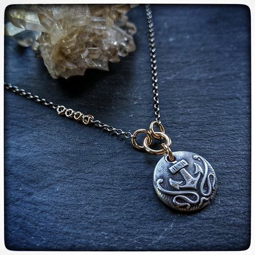 Beyond the Sea Necklace