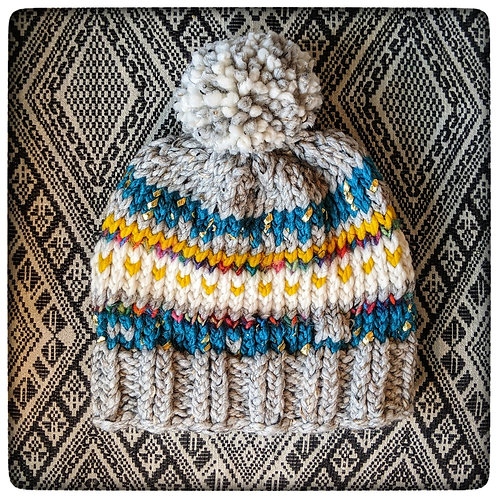 Cross Country Hat | One of a kind