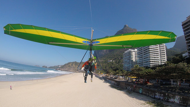 Hang Gliding - Tandem Flight DISCOVERY
