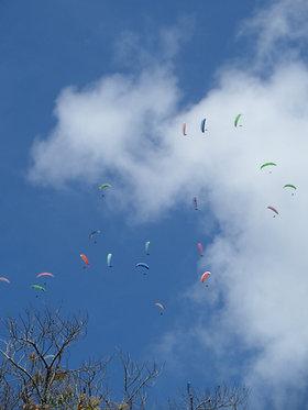 Paragliding/Parapente School - COURSE