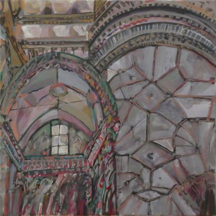 Italian Duomo Ceiling
