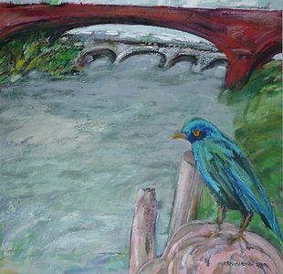 Strange Bird By The River