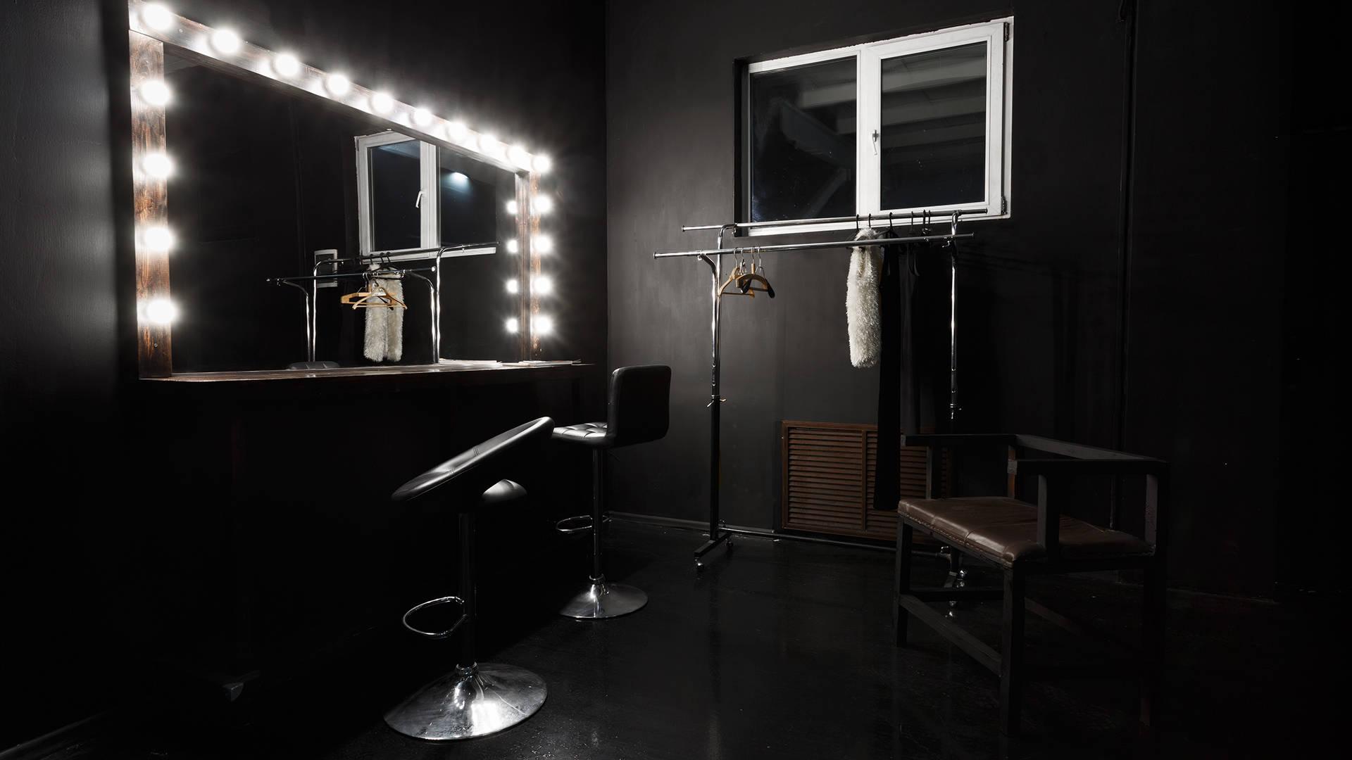 Гримерная комната №3